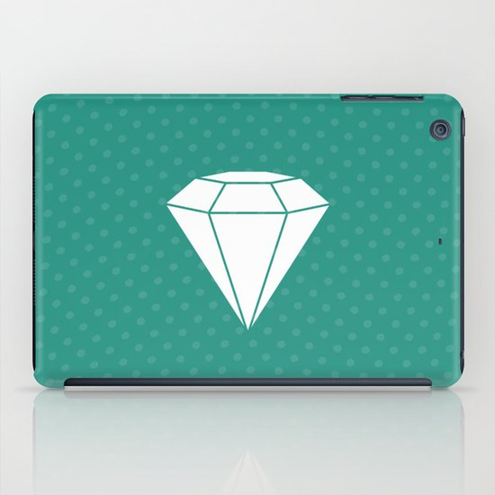 White Diamond iPad Case