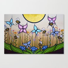 Kokum's Garden Canvas Print