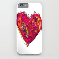 Funky Heart iPhone 6 Slim Case
