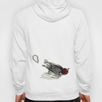 Love Bird Broken Hoody