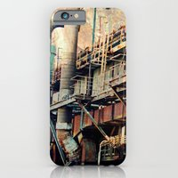 iPhone & iPod Case featuring Pipe Dreams II  by DeLayne