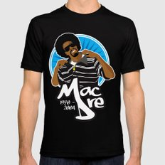 Andre 'Mac Dre' Hicks Mens Fitted Tee Black SMALL