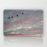 Sunrise Express Laptop & iPad Skin