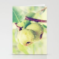 Juicy Snack Stationery Cards