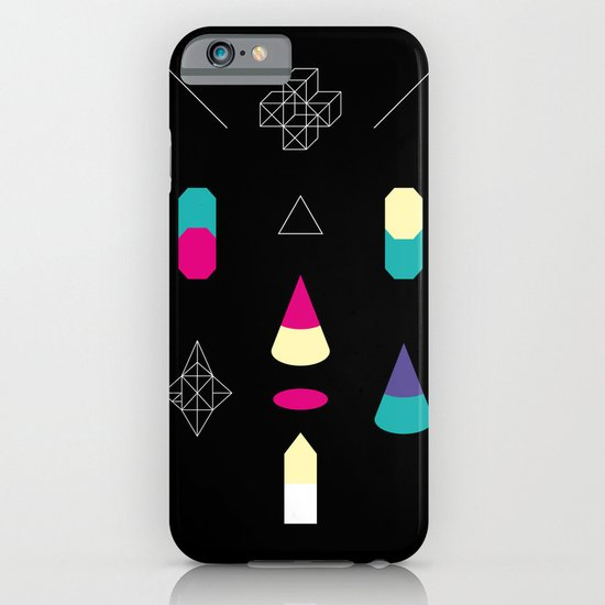 Play on Black iPhone & iPod Case