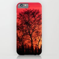 iPhone & iPod Case featuring Edge of Sunset by John Dunbar