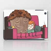 Comfort Food iPad Case