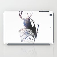W   I   L   D iPad Case
