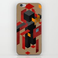 Iron Man Assembled iPhone & iPod Skin