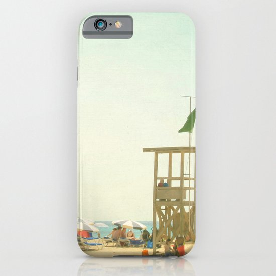 Beach Days iPhone & iPod Case