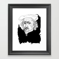 Rembrandt Framed Art Print