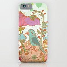 The Blue Bird iPhone 6s Slim Case