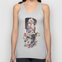 Floral Dreams Unisex Tank Top