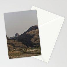 Mascall Formation, Oregon - Panorama Stationery Cards