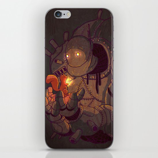 This Little Light of Mine iPhone & iPod Skin