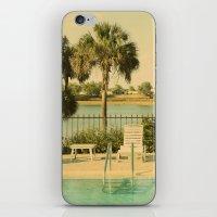 Lolita's Poolside Vacati… iPhone & iPod Skin