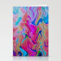 Tapestry Wave Stationery Cards