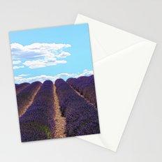 PROVENCE - Lavender | France | Travel | Summer | Purple | Nature | Landscape Stationery Cards