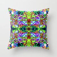 0076 Throw Pillow