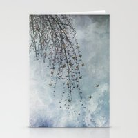 A Past Life, But Also Ho… Stationery Cards