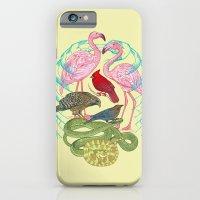 iPhone & iPod Case featuring Wild Anatomy II by Rachel Caldwell