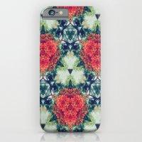iPhone & iPod Case featuring Floral by Michelle Garayburu
