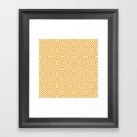 Pattern #11 Framed Art Print