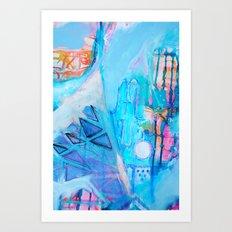 Sacred Symbols - Bend of Ivy Art Print