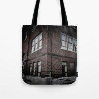 Brick By Boring Brick Tote Bag