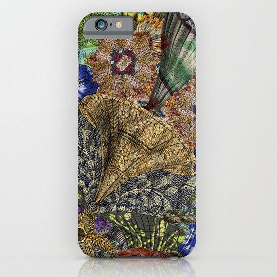 Psychedelic Botanical 4 iPhone & iPod Case