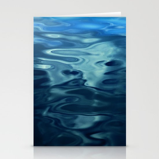 Water / H2O #50 Stationery Card