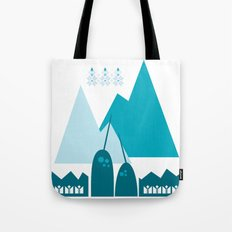 Heart the Narwhal Tote Bag