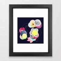 "Repeat System II "" Framed Art Print"
