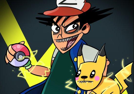Pokemon Art Print