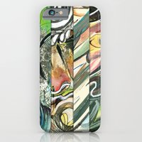 iPhone & iPod Case featuring faded 1 by Dominic Damien
