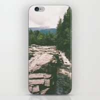 rocky gorge iPhone & iPod Skin
