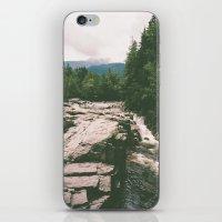 Rocky Gorge iPhone & iPod Skin