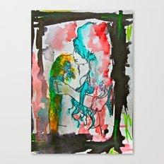 Emo Canvas Print