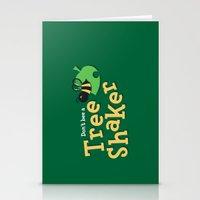 Cross Animals Stationery Cards