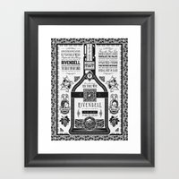 Lord Of The Rings Rivend… Framed Art Print