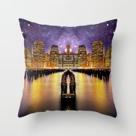 Meet Me There Throw Pillow