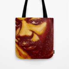 unique issac Tote Bag