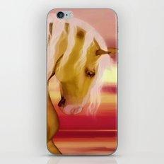 HORSE - Palomino iPhone & iPod Skin