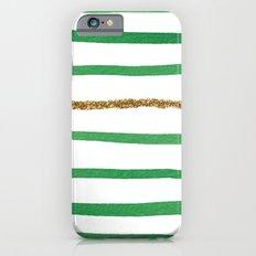 Sparkle Stripe II Slim Case iPhone 6s