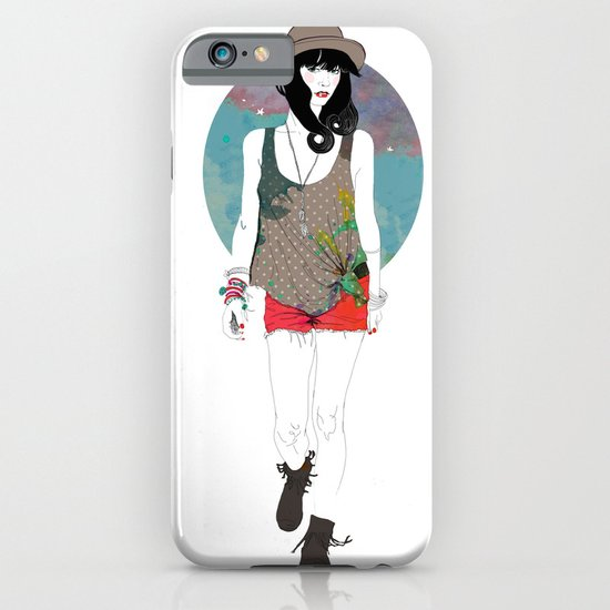 Wanda iPhone & iPod Case