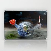 Save our World 17 Laptop & iPad Skin