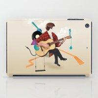 ILOVEMUSIC #1 iPad Case