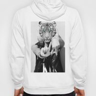 TIGER GIRL Hoody