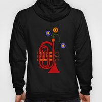 Happy to see my pocket trumpet Hoody