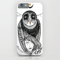 bird women iPhone 6 Slim Case